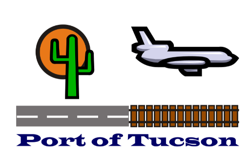 Logo of Tucson Heart Ball Sponsor: Port of Tucson